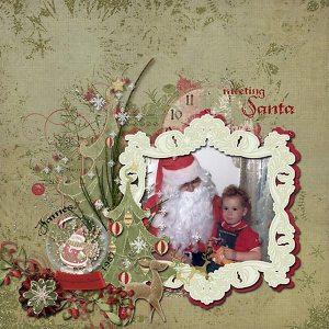 meeting-Santa
